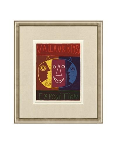 Pablo Picasso: Toros En Vallauris
