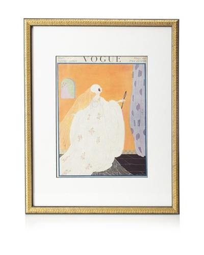 Original Vogue Cover from 1917 by Helen Dryden