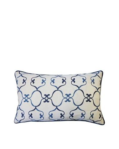 Gaudi Throw Pillow, Blue
