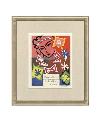 Henri Matisse: Madame De Pompadour