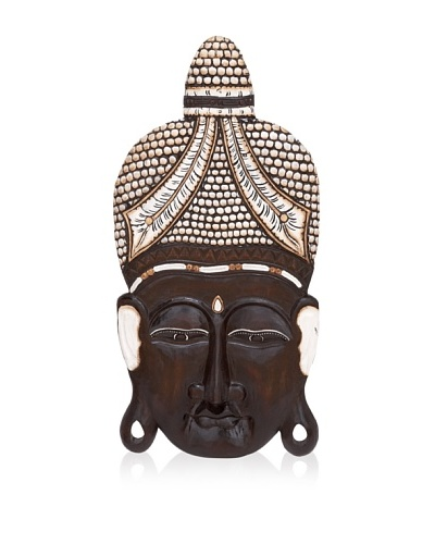 Wooden Budda Head
