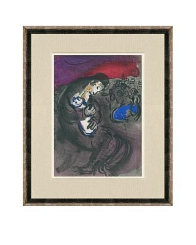 Marc Chagall: Jeremiah's Lamentations