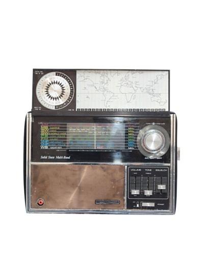 Vintage Longine Radio, Brown