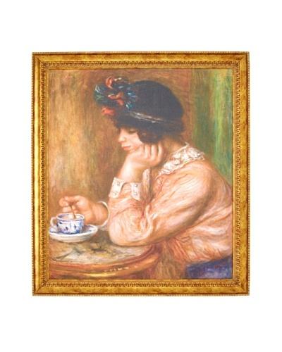 Pierre-Auguste Renoir: Cup of Chocolate (formerly: At the Café) (La Tasse de chocolat), 1914