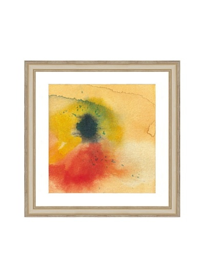Watercolor Abstract Framed Giclée Print