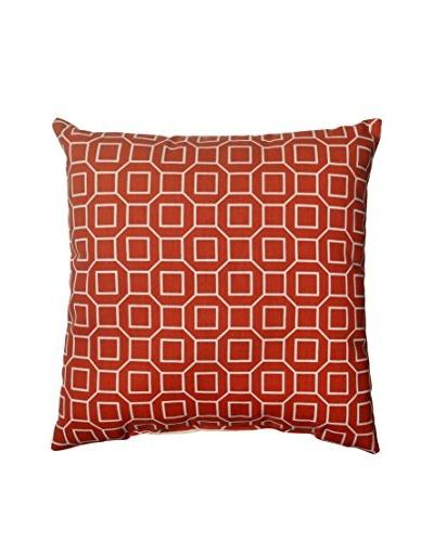 Soho Sorbet Indoor/Outdoor Throw Pillow