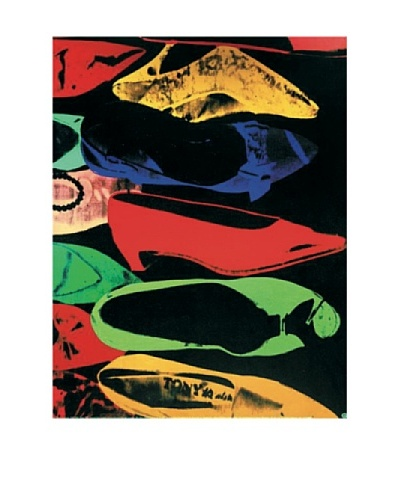 Andy Warhol: Shoes