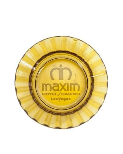 Vintage Maxim Hotel & Casino Collectable Ashtray