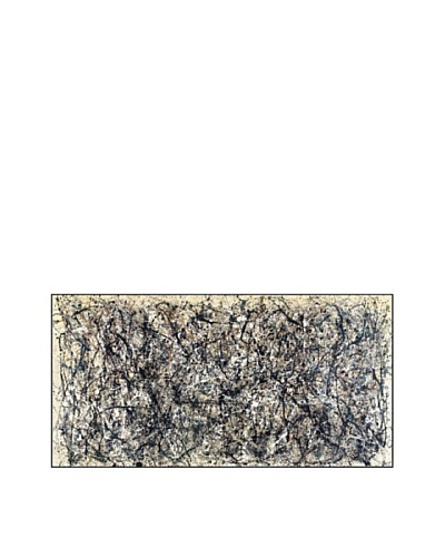 "Pollock ""One, Number 31"""