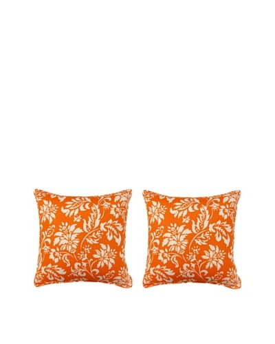 """Wexford Set of 2 Corded 17"""" Pillows"""