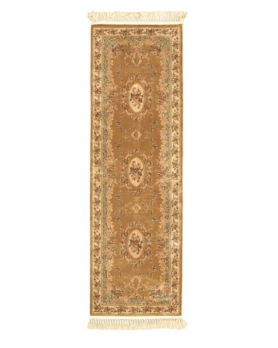 Persian Rug, Brown, 2' 2 x 6' 11 Runner