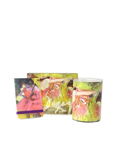 Edgar Degas 3- Piece Gift Set