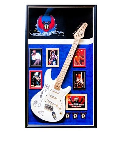 Signed Journey Guitar