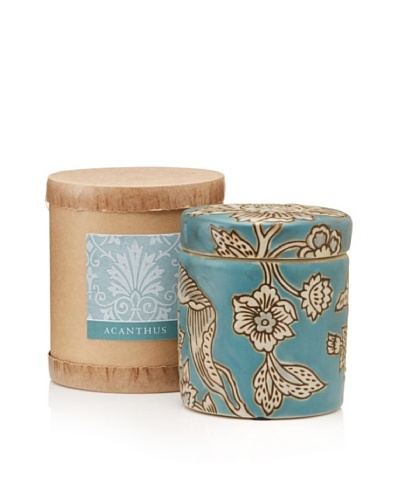 Scented Candle Jar in Gift Box, Acanthus, 10-Oz.