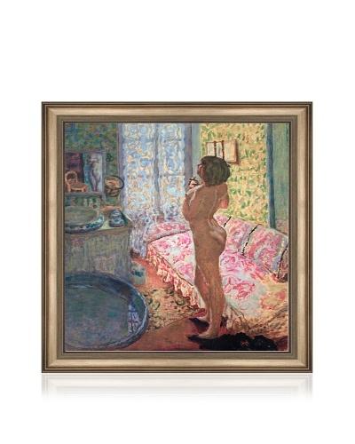 Le Cabinet de Toilette au Canape Rose, Pierre Bonnard