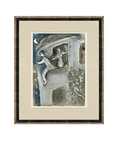 Marc Chagall: Michael Saves David From Saul