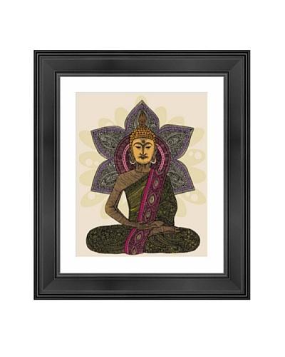 Sitting Buddha, 24 x 20