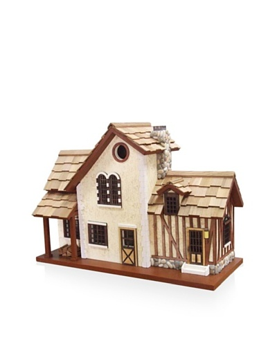 French Country Home Birdhouse