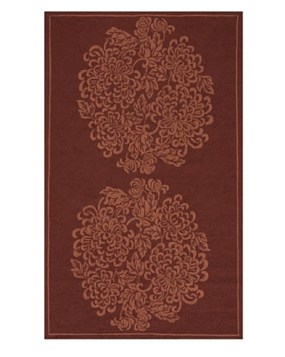 Veranda Indoor/Outdoor Rug [Wine]