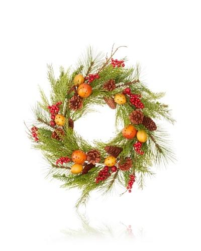 Pine Pomeander 24 Wreath