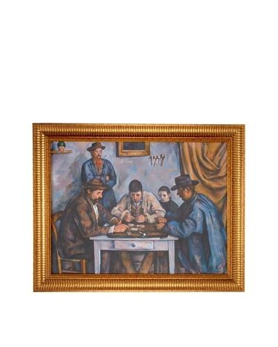 Paul Cézanne: The Card Players (Les joueurs de cartes), 1890-1892