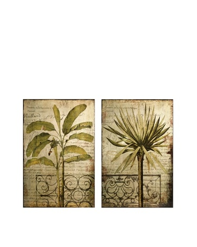 Set of 2 Antego Wall DécorAs You See
