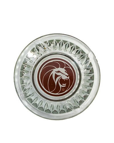 Vintage MGM Grand Collectable Ashtray