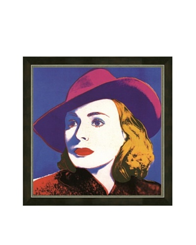 Andy Warhol: Ingrid with Hat