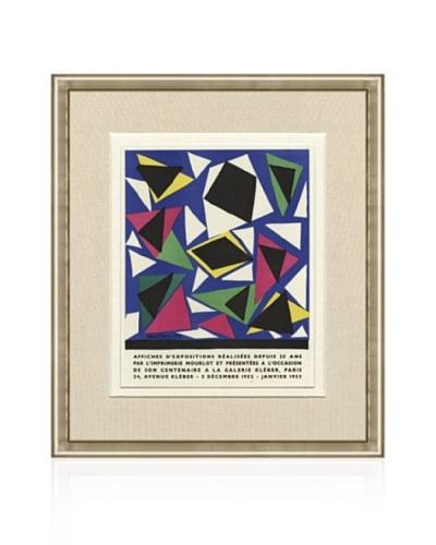Henri Matisse Galerie Kleber, 1959