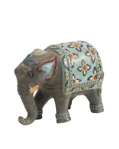 Kabir Hand Painted Elephant