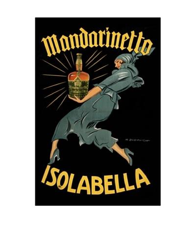 Mandarinetto Giclée Canvas Print
