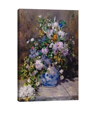 Pierre-Auguste Renoir's Spring Bouque Giclée Canvas Print