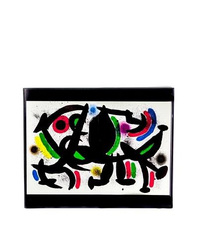 Joan Miró: Original Lithograph VIII