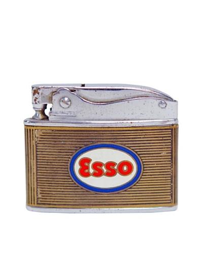 "Vintage Circa 1950's ""ESSO"" Lighter"