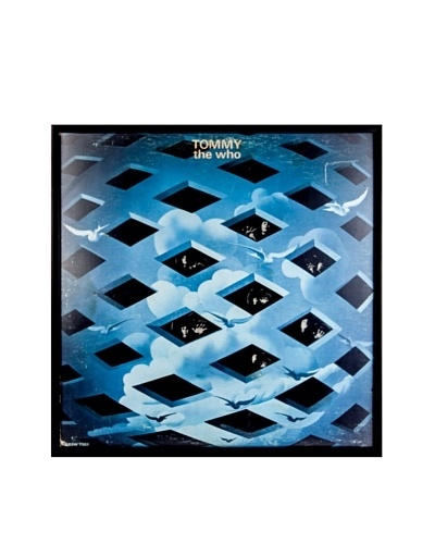 The Who: Tommy Framed Album CoverAs You See
