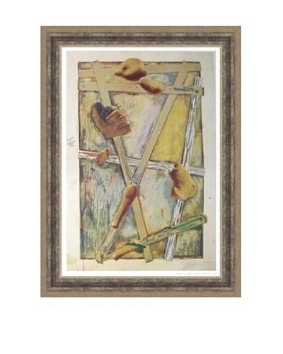 Jasper Johns: Works in Progress