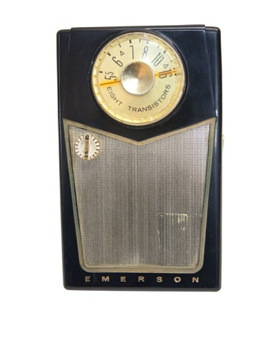 Vintage Emerson Radio