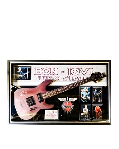 Signed Bon Jovi Guitar