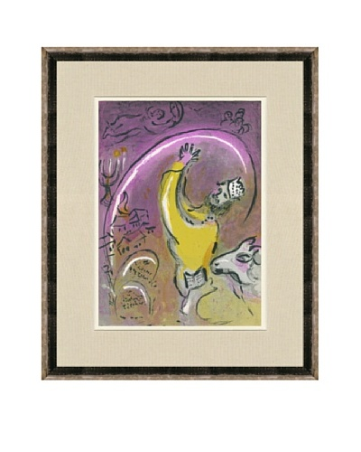 Marc Chagall: Solomon