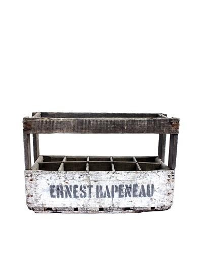 Vintage Wine Crate Ernest Rapeneau