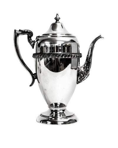 Vintage 1883 F.B Rogers Silver Co. Teapot, c.1950s