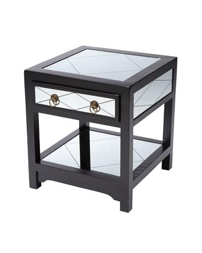 Mirror Table, Black