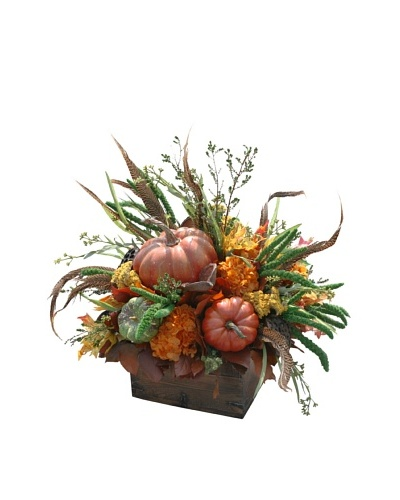 "21"" Gathering of Fall Elegance"
