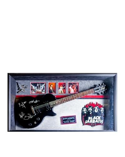 Signed Black Sabbath Guitar