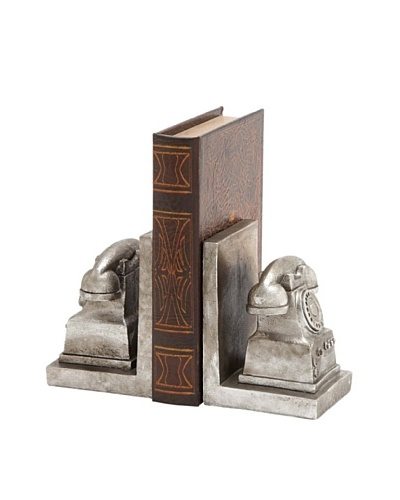 Set of 2 Phone Bookends