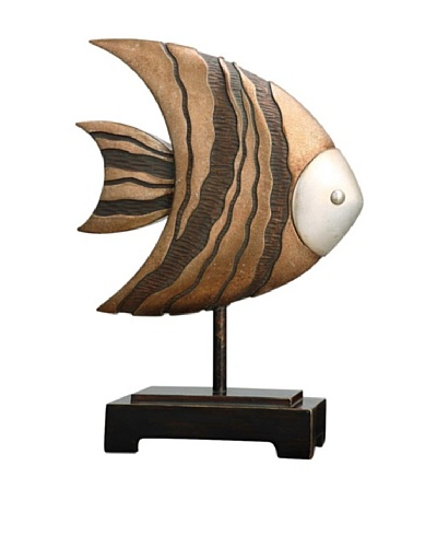 Fish Finial