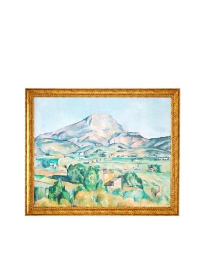 Paul Cézanne: Mont Sainte-Victoire (La Montagne Sainte-Victoire), 1892-1895As You See