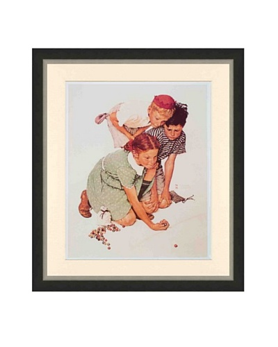 Norman Rockwell, Marbles Champ