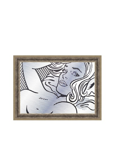 Roy Lichtenstein: Seductive Girl
