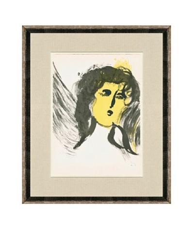 Marc Chagall: Angel